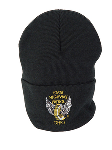 Black OSHP Stocking Cap